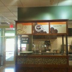 Photo taken at Einstein Bros. Bagels by sunny on 7/30/2012
