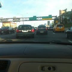 Photo taken at Van Wyck Expressway (I-678) by Amy on 5/17/2012