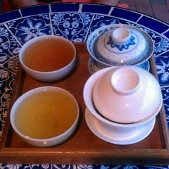 Photo taken at Dobra Tea by Allie T. on 8/9/2012