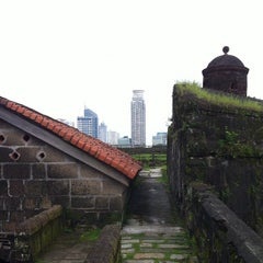 Photo taken at Intramuros by Brian M. on 8/22/2012
