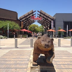 Photo taken at Westfield Valencia Town Center by Sofie Monster on 6/18/2012