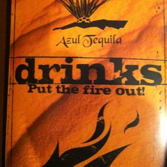 Photo taken at Azul Tequila by John L. on 4/6/2012