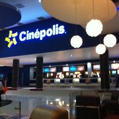 Photo taken at Cinépolis by Alex P. on 9/11/2012