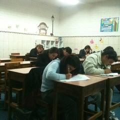 Photo taken at La Araucana Instituto Profesional by Rodrigo M. on 5/15/2012