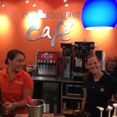 Photo taken at Capital One 360 Café by David J. on 9/11/2012