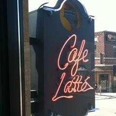 Photo taken at Cafe Latte by Jon D. on 7/23/2012