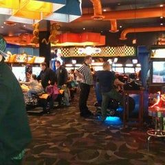 Photo taken at Dave & Buster's by Michael L. on 3/11/2012