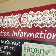 Photo taken at Robin Hill Cow Express by David D. on 7/27/2012