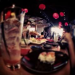 Photo taken at RA Sushi Bar Restaurant by Vincent V. on 7/28/2012