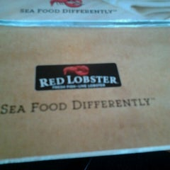Photo taken at Red Lobster by Douglas S. on 6/8/2012