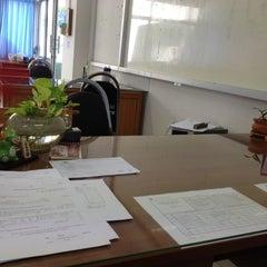 Photo taken at อาคาร 16 วิศวกรรมอุตสาหการ by จิตติวัฒน์ น. on 7/18/2012