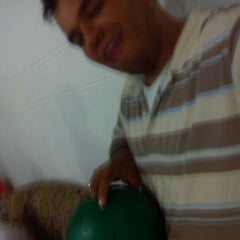 Photo taken at Strike Bowling Center by Carlos Enrique T. on 2/19/2012