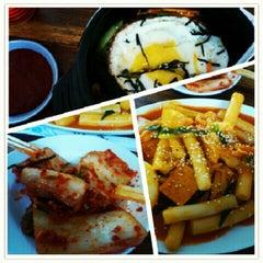 Photo taken at Bingsoo by Rifka R. on 7/18/2012