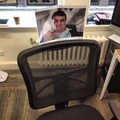 Photo taken at SeatMe HQ by Zac B. on 3/29/2012