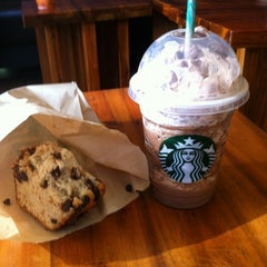 Photo taken at Starbucks by Carlos B. on 8/23/2012