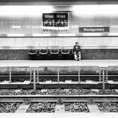 Photo taken at Montgomery (STIB / MIVB) by Emile-Victor P. on 5/31/2012