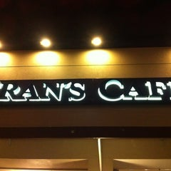 Photo taken at Fran's Café by Valéria C. on 2/26/2012