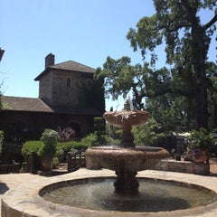 Photo taken at V. Sattui Winery by Eric C. on 5/27/2012