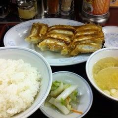 Photo taken at 福しん 中野店 by rioka0808 on 2/18/2012