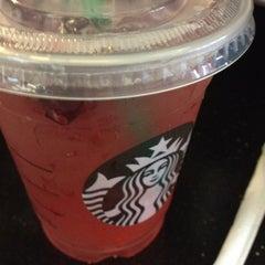 Photo taken at Starbucks by Aline on 7/14/2012