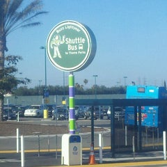 Photo taken at Toy Story Parking Lot by Karrie C. on 7/3/2012