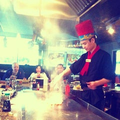 Photo taken at Asian Wok 'n' Roll by @mmuralla on 4/29/2012