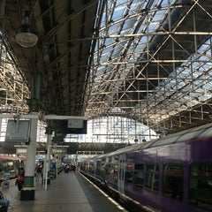 Photo taken at Manchester Piccadilly Railway Station (MAN) by Vladimir S. on 7/21/2012