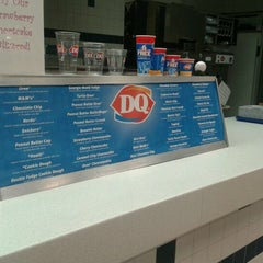 Photo taken at Dairy Queen Brazier by Benjamin E. on 6/19/2012