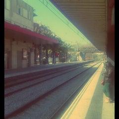 Photo taken at RENFE L'Hospitalet de Llobregat by Marta G. on 3/28/2012