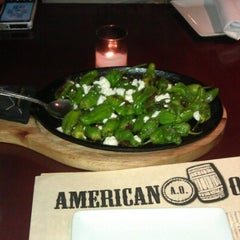 Photo taken at American Oak by Owen F. on 8/15/2012