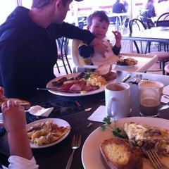 Photo taken at Grange Jetty Cafe by Ida W. on 5/6/2012