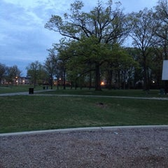 Photo taken at Fields at Renaissance Park by Maci B. on 4/14/2012