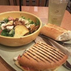Photo taken at Panera Bread by Jessica L. on 6/21/2012