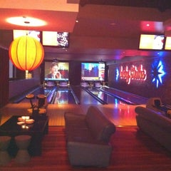 Photo taken at Lucky Strike Phoenix by Cezanne M. on 3/6/2012