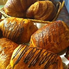 Photo taken at Pâtisserie française La Seigneuriale by Francine D. on 3/11/2012