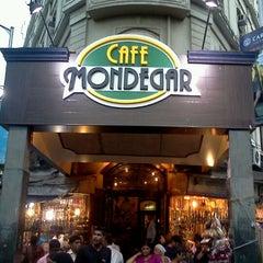 Photo taken at Café Mondegar by Pratish T. on 5/18/2012