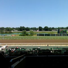 Photo taken at Monmouth Park Racetrack by Joe A. on 7/22/2012