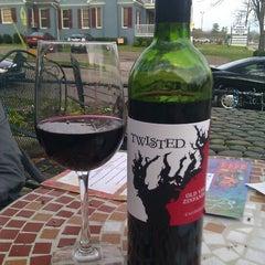 Photo taken at Columbia Café by Edward B. on 2/29/2012
