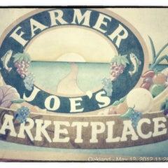 Photo taken at Farmer Joe's Marketplace by Eddan K. on 5/12/2012