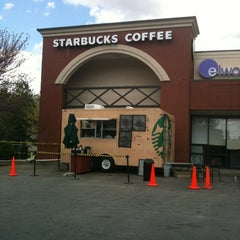 Photo taken at Starbucks by Michael R. on 3/24/2012