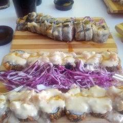 Photo taken at Ikura Sushi-Bar by Jose Luis R. on 7/25/2012