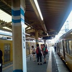 Photo taken at 田無駅 (Tanashi Sta.) (SS17) by Tadashi H. on 7/11/2012