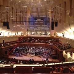 Photo taken at Louise M. Davies Symphony Hall by Todd B. on 7/7/2012