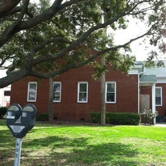 Photo taken at Tybee Island City Hall by Robin A. on 3/13/2012