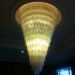 Photo taken at Gran Senyiur Hotel by Ardian A. on 8/21/2012