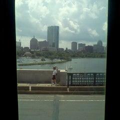 Photo taken at MBTA Red Line by Elizabeth G. on 8/7/2012