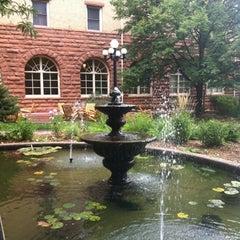 Photo taken at Hotel Colorado by Jennifer C. on 9/1/2012