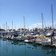 Photo taken at Dana Point Harbor by Maria P. on 3/23/2012