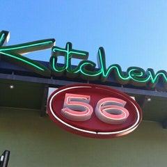 Photo taken at Kitchen 56 by David F. on 2/10/2012