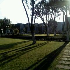 Photo taken at Universidad Panamericana (UP Campus Guadalajara) by Ramón M. on 3/16/2012